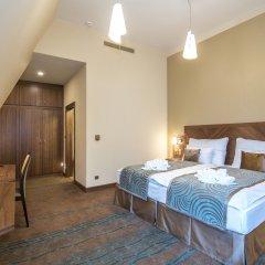 Merchants Crown Hotel Прага комната для гостей фото 5