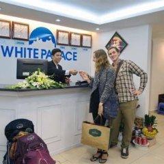 Hanoi White Palace Hotel Ханой спа