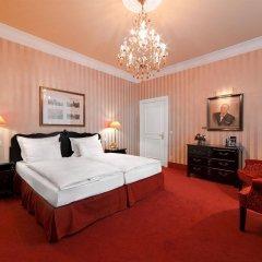 Romantik Hotel das Smolka комната для гостей фото 2