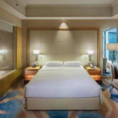 Отель DoubleTree by Hilton Hotel Xiamen - Wuyuan Bay Китай, Сямынь - отзывы, цены и фото номеров - забронировать отель DoubleTree by Hilton Hotel Xiamen - Wuyuan Bay онлайн комната для гостей фото 4