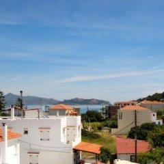 Отель Galaxias Studios Греция, Агистри - отзывы, цены и фото номеров - забронировать отель Galaxias Studios онлайн балкон
