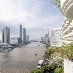 Отель Shangri-la Бангкок пляж