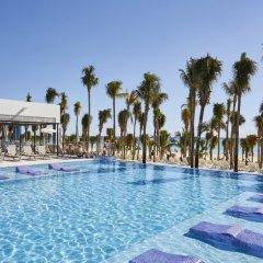 Отель Riu Palace Riviera Maya Плая-дель-Кармен бассейн фото 2