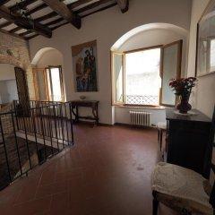 Отель Antica Posta Италия, Сан-Джиминьяно - отзывы, цены и фото номеров - забронировать отель Antica Posta онлайн комната для гостей фото 2