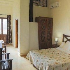 Hotel Rural Hoyo Bautista сейф в номере