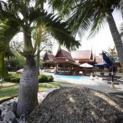 Отель Baan Sangpathum Villa пляж фото 2