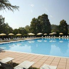 Отель Guest House Golf Club Padova Италия, Региональный парк Colli Euganei - отзывы, цены и фото номеров - забронировать отель Guest House Golf Club Padova онлайн бассейн