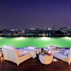 Отель Urbana Sathorn Бангкок приотельная территория фото 2