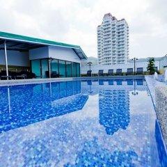 Anda Beachside Hotel бассейн фото 3