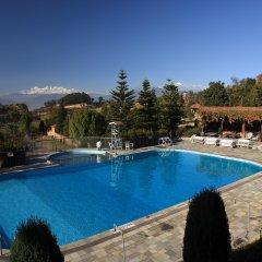Отель Godavari Village Resort Непал, Лалитпур - отзывы, цены и фото номеров - забронировать отель Godavari Village Resort онлайн бассейн