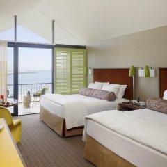 Отель Dream Inn Santa Cruz комната для гостей