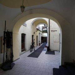 Hotel King George Прага интерьер отеля