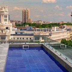 Отель NH Collection Madrid Suecia Испания, Мадрид - 1 отзыв об отеле, цены и фото номеров - забронировать отель NH Collection Madrid Suecia онлайн приотельная территория
