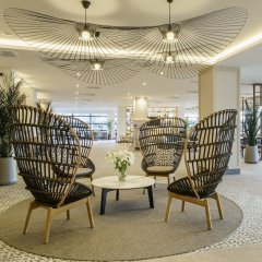 Отель ILUNION Fuengirola Испания, Фуэнхирола - отзывы, цены и фото номеров - забронировать отель ILUNION Fuengirola онлайн развлечения