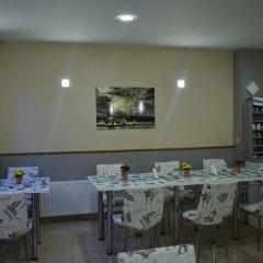 Отель Hôtel Méribel Брюссель питание