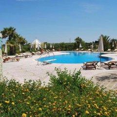 Отель Sangiorgio Resort & Spa Кутрофьяно бассейн фото 2
