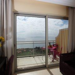 Отель Apartamentos Baia Brava Санта-Крус комната для гостей
