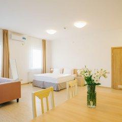 Apart-hotel Imeretinskiy - Park Land complex комната для гостей фото 2