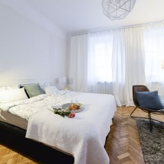 Отель Sparrow Old City Apartment Польша, Варшава - отзывы, цены и фото номеров - забронировать отель Sparrow Old City Apartment онлайн комната для гостей фото 5