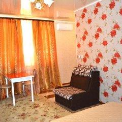 Гостиница Gostevoy dom Devid сейф в номере