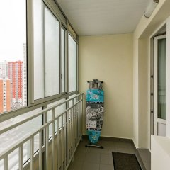 Апартаменты MaxRealty24 Mitino Москва балкон