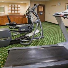 Americinn Hotel & Suites Bloomington West Блумингтон фитнесс-зал