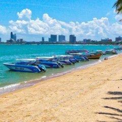 Отель Phratamnak Inn Таиланд, Паттайя - отзывы, цены и фото номеров - забронировать отель Phratamnak Inn онлайн пляж фото 2
