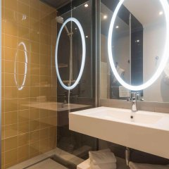 Отель Pullman Toulouse Airport Франция, Бланьяк - отзывы, цены и фото номеров - забронировать отель Pullman Toulouse Airport онлайн ванная