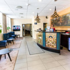 Отель Best Western Plus Hotell Hordaheimen