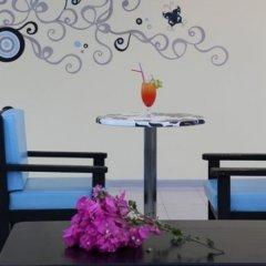 Отель Rhodian Sun Греция, Петалудес - отзывы, цены и фото номеров - забронировать отель Rhodian Sun онлайн интерьер отеля фото 3
