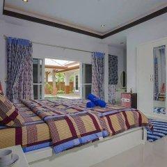 Отель Thammachat P3 Victoria Pool Villa комната для гостей фото 4