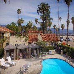 Отель Milo Santa Barbara бассейн фото 3
