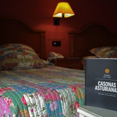 Hotel La Boriza удобства в номере