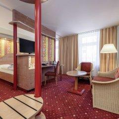 Mercure Hotel Berlin Mitte комната для гостей фото 5