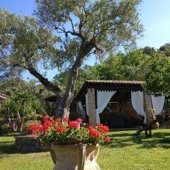 Отель Agriturismo San Giorgio Казаль-Велино помещение для мероприятий