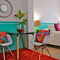 Hotel Petit Mercedes Puerto Vallarta комната для гостей фото 3