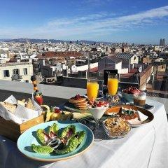 Отель Crowne Plaza Barcelona - Fira Center питание