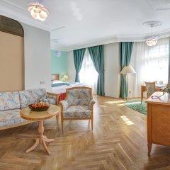 Отель Grandhotel Ambassador - Narodni Dum Карловы Вары комната для гостей фото 5