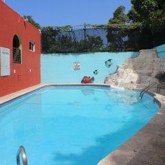 Отель Altamont West Hotel Ямайка, Монтего-Бей - отзывы, цены и фото номеров - забронировать отель Altamont West Hotel онлайн бассейн фото 3