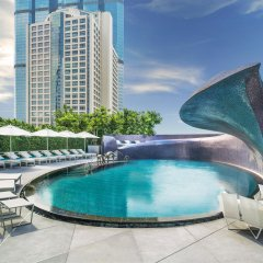 W Bangkok Hotel бассейн фото 2