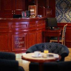 Elysee Hotel Prague Прага интерьер отеля фото 3