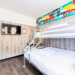 Отель Euro Hostel Glasgow Великобритания, Глазго - отзывы, цены и фото номеров - забронировать отель Euro Hostel Glasgow онлайн комната для гостей фото 5