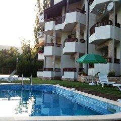 Отель Morski Briz Балчик бассейн фото 3