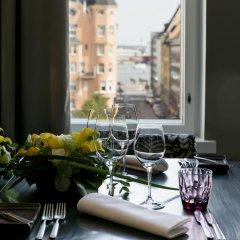 Отель Lilla Roberts Финляндия, Хельсинки - 3 отзыва об отеле, цены и фото номеров - забронировать отель Lilla Roberts онлайн приотельная территория фото 2