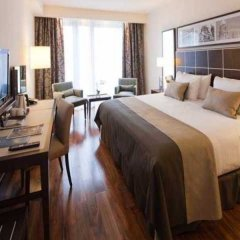 Отель Eurostars Berlin 5* Стандартный номер с разными типами кроватей фото 3