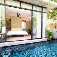 Отель Villa Thalanena Таиланд, Краби - отзывы, цены и фото номеров - забронировать отель Villa Thalanena онлайн бассейн