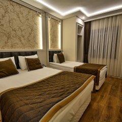 Samir Deluxe Hotel сейф в номере