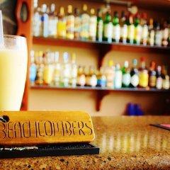 Отель Beachcombers Hotel Сент-Винсент и Гренадины, Остров Бекия - отзывы, цены и фото номеров - забронировать отель Beachcombers Hotel онлайн гостиничный бар
