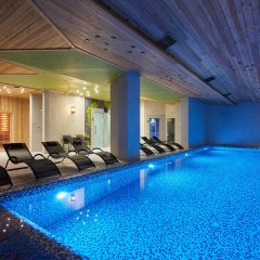 Гостиница Ganz & SPA бассейн