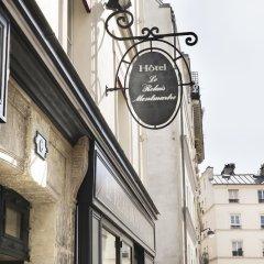 Hotel Le Relais Montmartre балкон